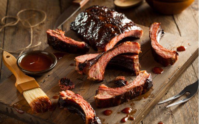 Carne defumada como preparar