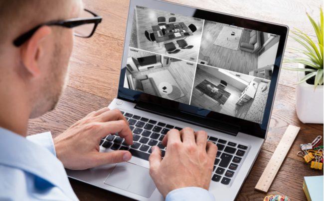 Como escolher uma câmera de monitoramento para casa - SEPAC