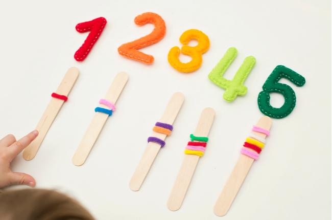 brinquedos educativos - SEPAC