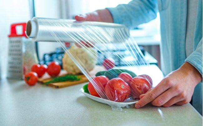como armazenar os alimentos na geladeira - SEPAC