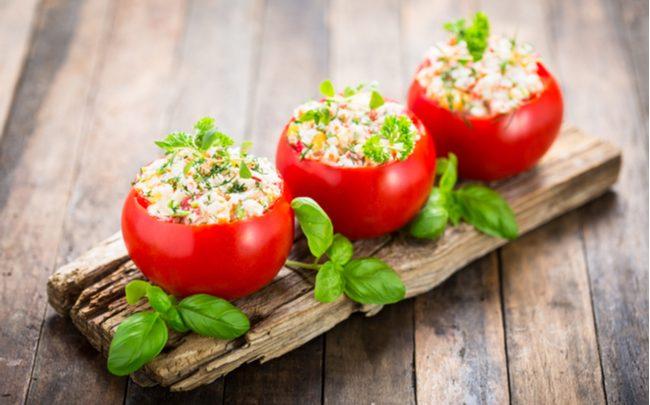 comida saudável - SEPAC
