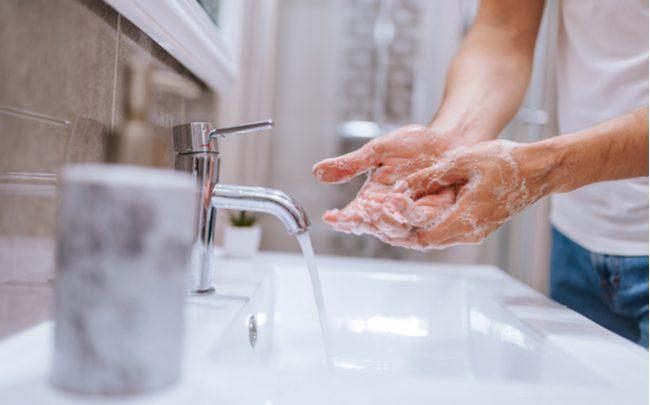 práticas de limpeza - SEPAC