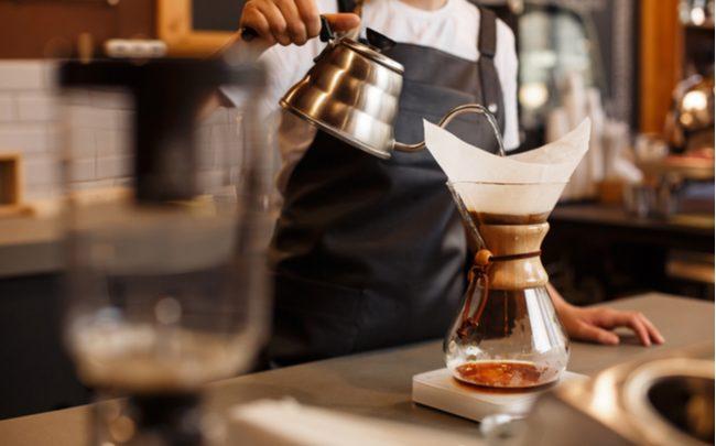 café perfeito - SEPAC