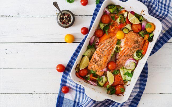 peixe saudável - SEPAC