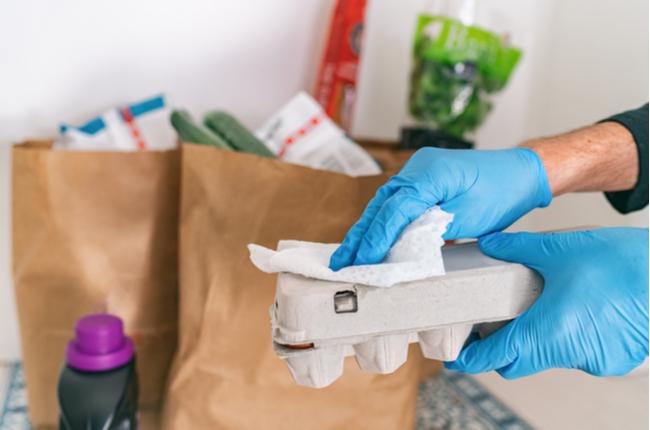 higienização alimentos -SEPAC