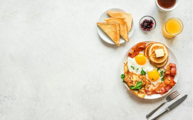 café da manhã especial - SEPAC