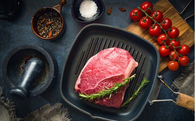 como selar a carne - SEPAC