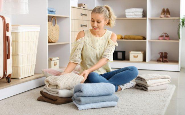 como cuidar das roupas - SEPAC