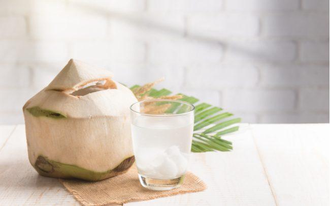 água de coco - SEPAC