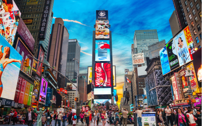 ponto turístico Nova Iorque - SEPAC