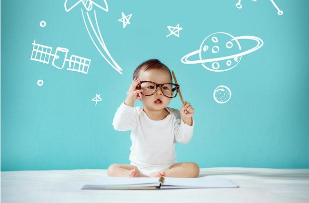 A importância de incentivar a criatividade dos bebês
