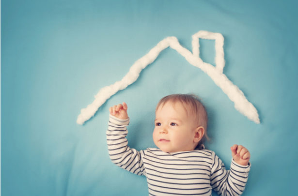 Como adaptar a casa para o bebê?