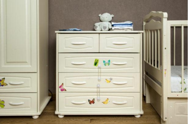 Cômodas para o quarto do bebê - BabyBoo