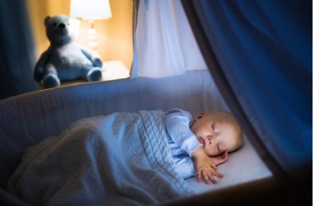 Como melhorar o sono do bebê