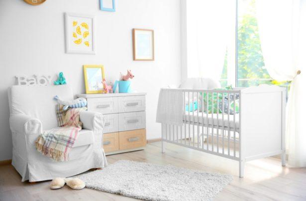5 dicas para preparar o quarto do bebê
