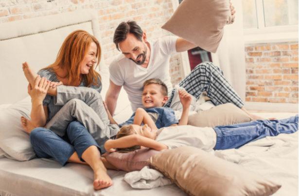 Construindo um lar positivo para as crianças - BabyBoo