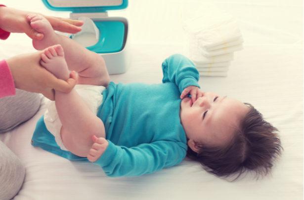 Itens que não podem faltar no trocador do bebê - BabyBoo