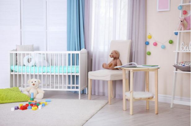 Economizando no quarto do bebê - BabyBoo