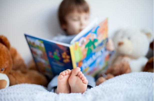 Como montar um cantinho da leitura em casa