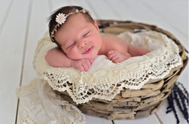 Motivos para fazer um ensaio newborn