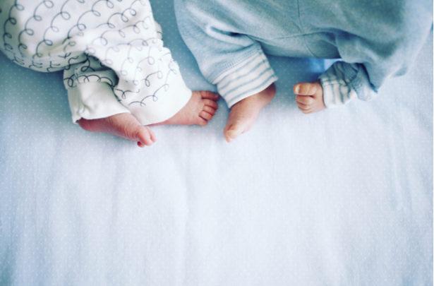 Itens necessários para o enxoval de gêmeos