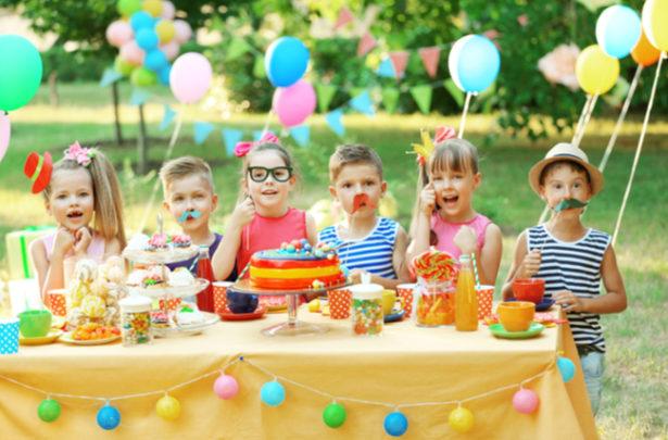Locais criativos para fazer uma festa infantil