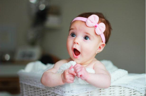 10 GIFs de bebês que vão alegrar o seu dia