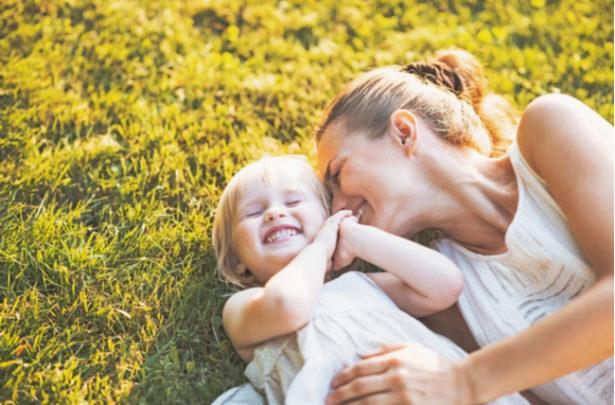Coisas simples que deixam as crianças felizes