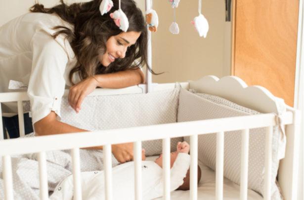 Boas práticas para visitar um recém-nascido - BabyBoo
