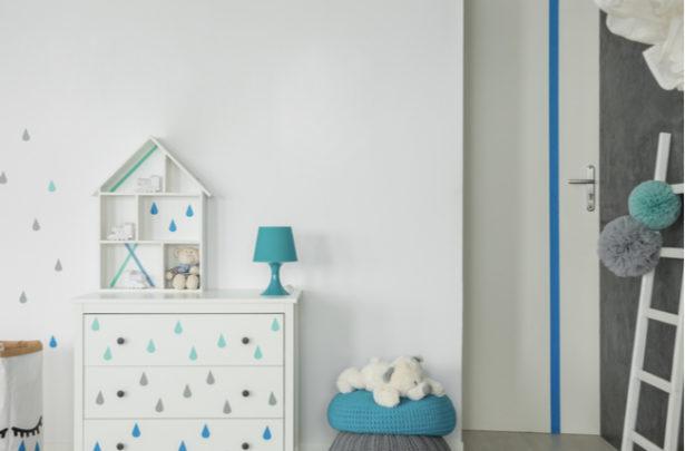 Prateleiras e Nichos para o quarto do bebê - BabyBoo