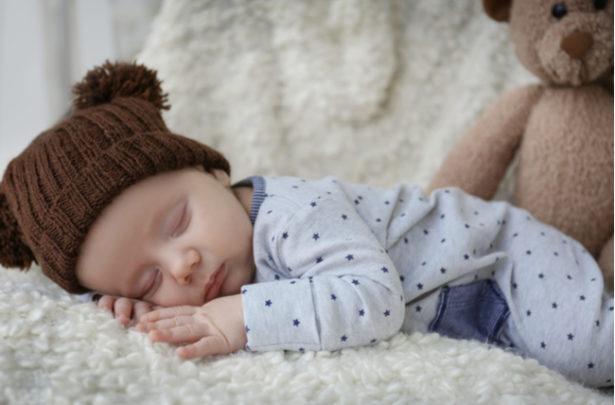 Fases do sono do recém-nascido - BabyBoo