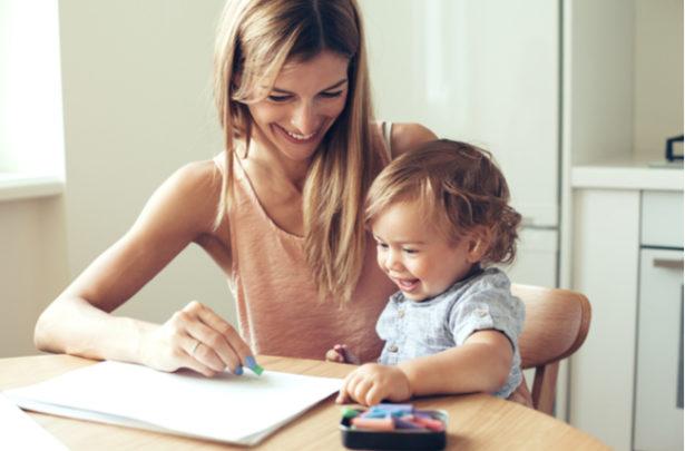 Maneiras de entreter as crianças sem usar eletrônicos - BabyBoo