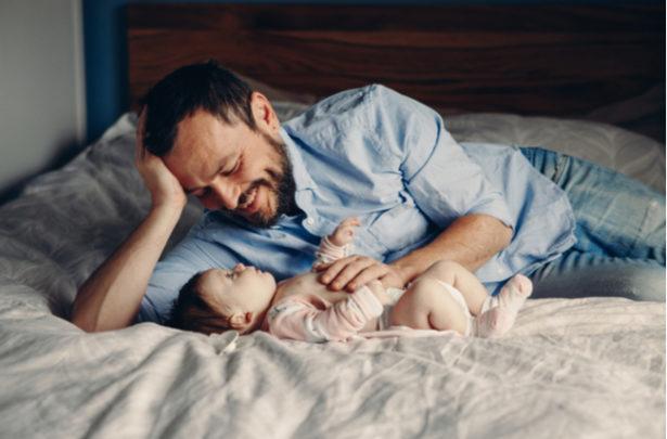Como estimular o bebê a falar - BabyBoo