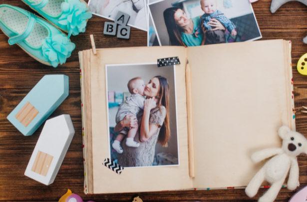Maneiras criativas de eternizar o desenvolvimento do seu filho - BabyBoo