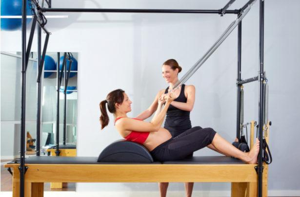 Benefícios do pilates para gestantes - BabyBoo