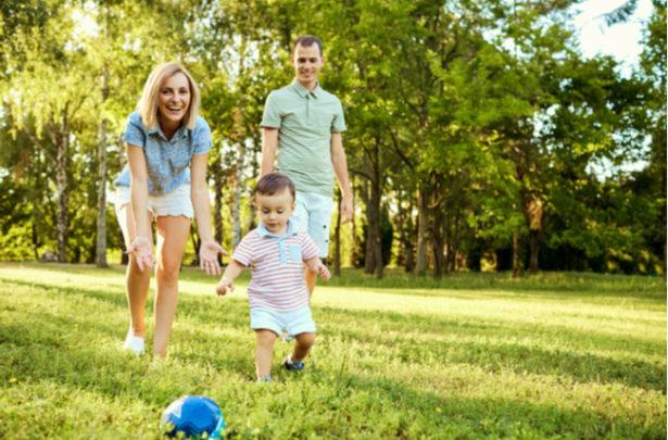 Crianças e a natureza - como estimular esse contato - BabyBoo