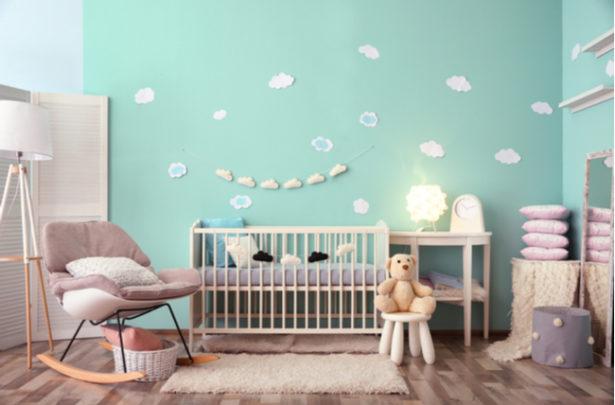 Dicas de segurança para o quarto do bebê - BabyBoo