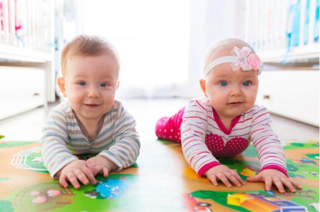 Gêmeos bivitelinos - BabyBoo