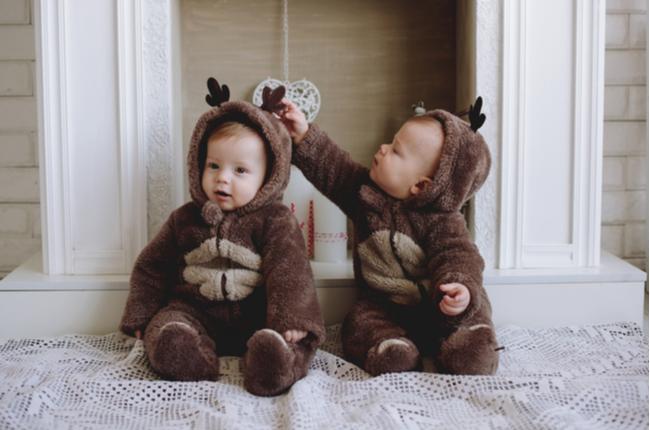 Gêmeos univitelinos e bivitelinos - BabyBoo