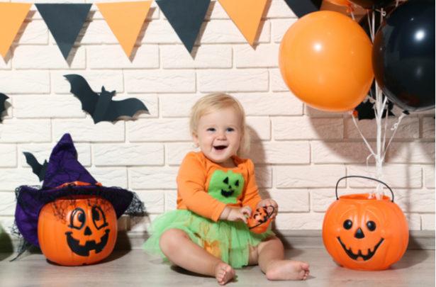 Fantasias de Halloween para bebês - BabyBoo