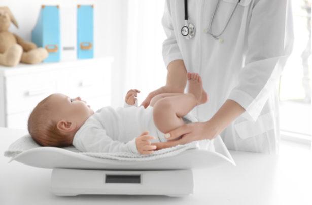 O ganho de peso do bebê no primeiro ano de vida - BabyBoo