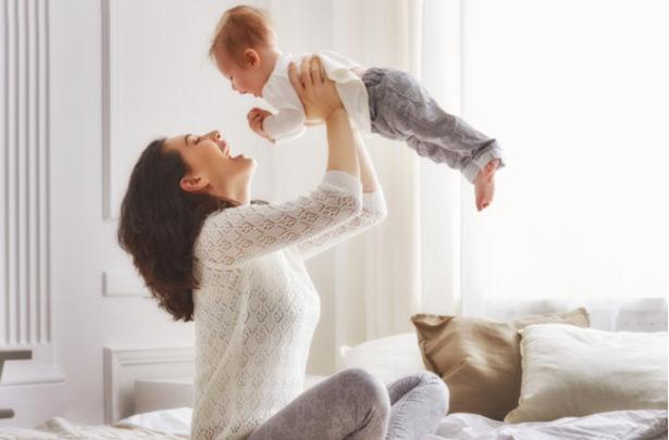 O que são os saltos de desenvolvimento do bebê - BabyBoo