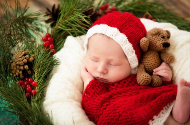Ensaio natalino - fotos para se inspirar - BabyBoo