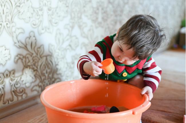 atividades sensoriais para se divertir com as crianças - UNIVERSO DO CUIDADO